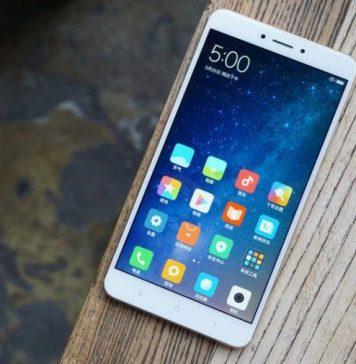 Xiaomi Mi Max 2 Price in Pakistan Image
