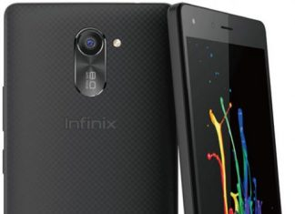 Infinix Hot 4 Lite Mobile Phone Image