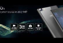 Infinix Zero 3 Smart Phone Image
