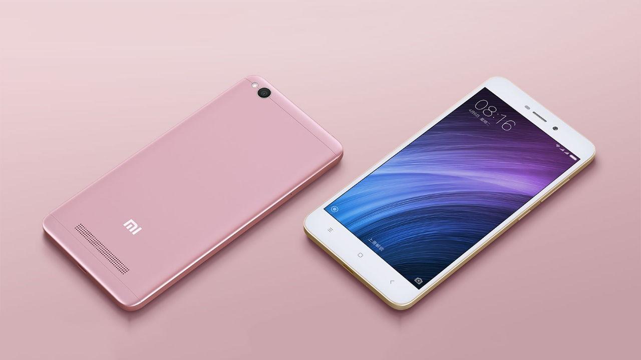 Xiaomi Redmi 4A Smart Phone Image