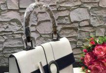 White Classic Handbag GUCCI
