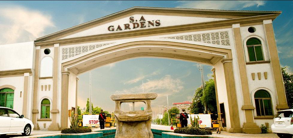 SA Gardens Phase 2