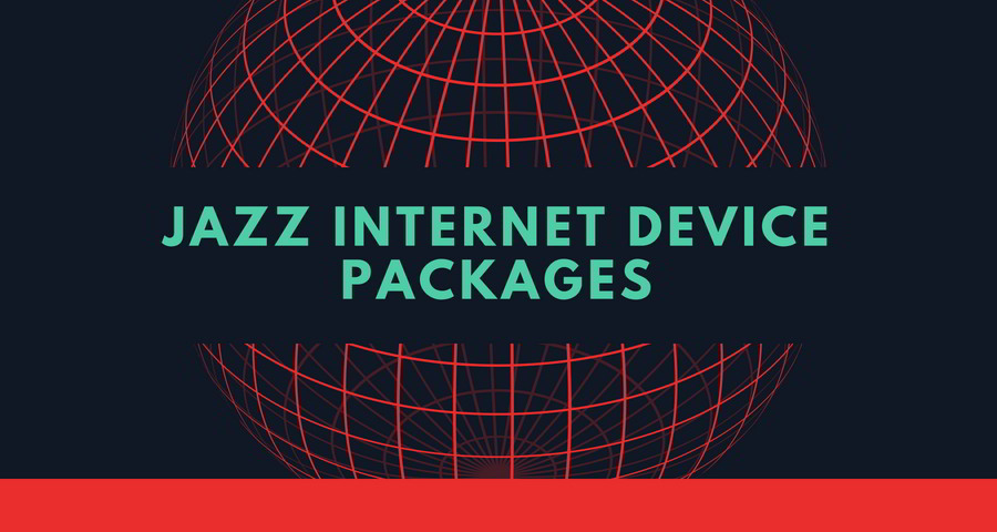 Mobilink Jazz Wifi and Mifi 3G/4G devices internet Packages