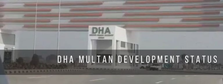 DHA Multan housing society