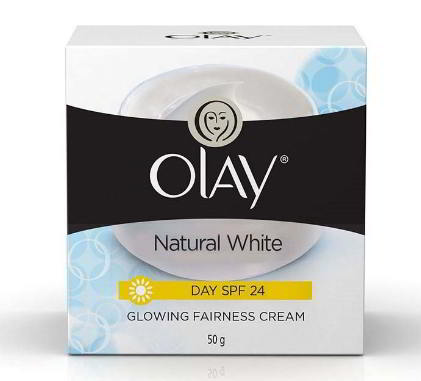 OLAY NATURAL WHITE DAY CREAM