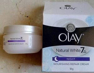 Olay Natural White Nourishing Skin Night Cream