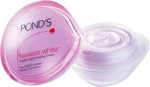 Ponds Flawless White Visible Lightening Daily Cream