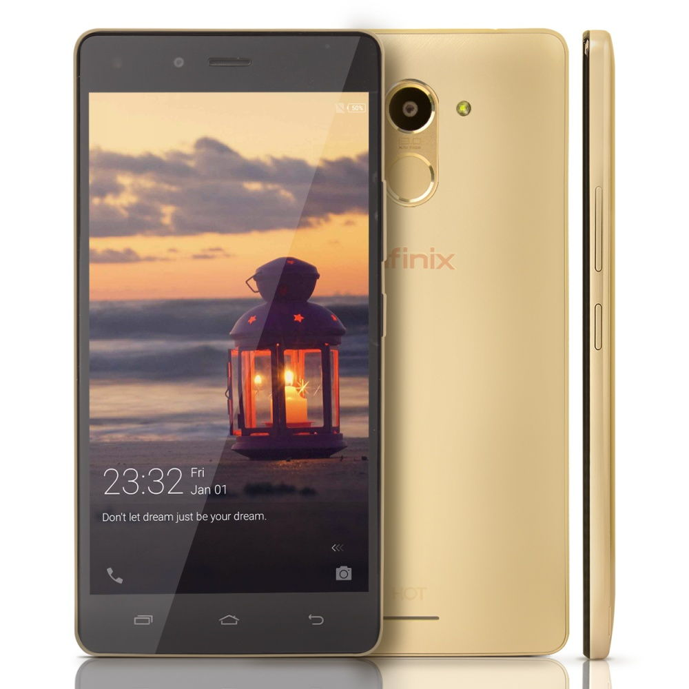Infinix Hot 4 Pro Mobile Phone Image