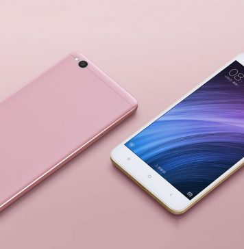 Xiaomi Redmi 4A Smart Phone