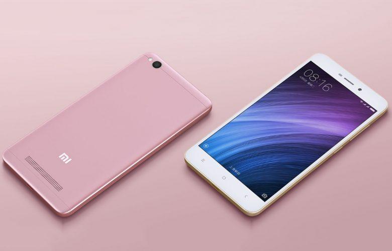 Xiaomi Redmi 4A Smart Phone