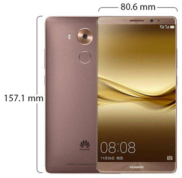 Huawei Mate 8 4GB Price in Pakistan