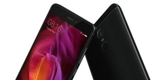 Xiaomi Redmi Note 4 Cell Phone