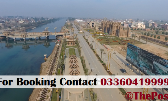 master city gujranwala plots for sale map location price details