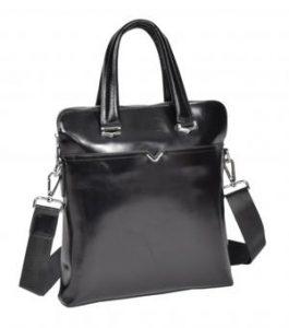 Crossbody Italian Leather handle bag