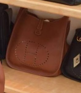 Hadis Creation Brown Premium Handbag