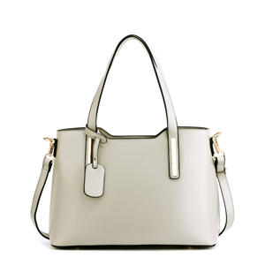 Grey Women's Shoulder Bag