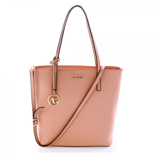 Women's Nude Large Tote Handbag