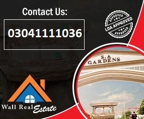 SA Gardens Contact Info