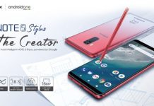 Infinix Note 5 Stylus Features