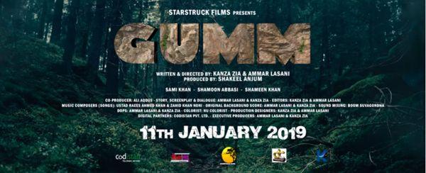 Gumm Releasing in January