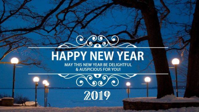 photo of happy new year 2019