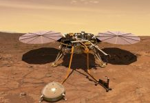 Insight Mission launched for Mars