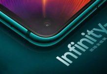 Samsung Infinity O-hole Punch
