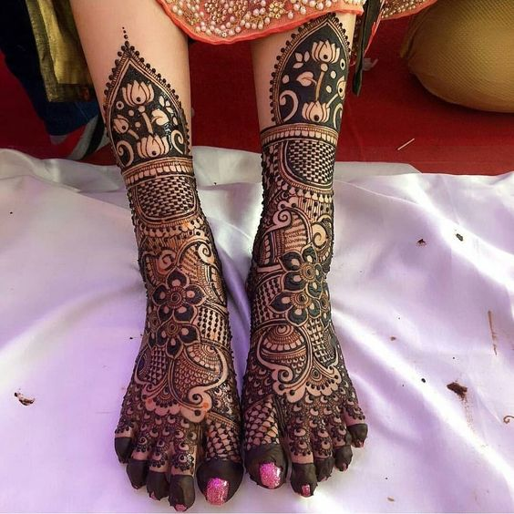 65 Best Mehndi Designs 2019 Simple Hands Feet Finger Download