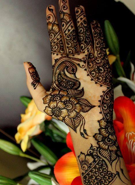 Finger Henna Designs Mehndi Designs For: 65 Best Mehndi Designs 2020: Simple, Hands, Feet & Finger
