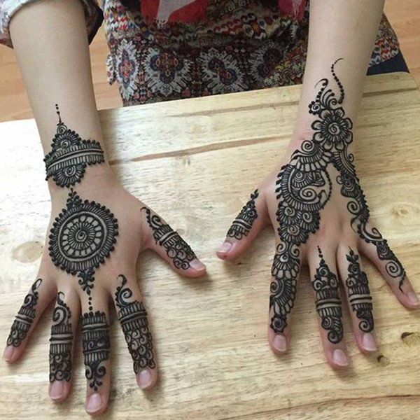 Mehndi Designs Pdf File