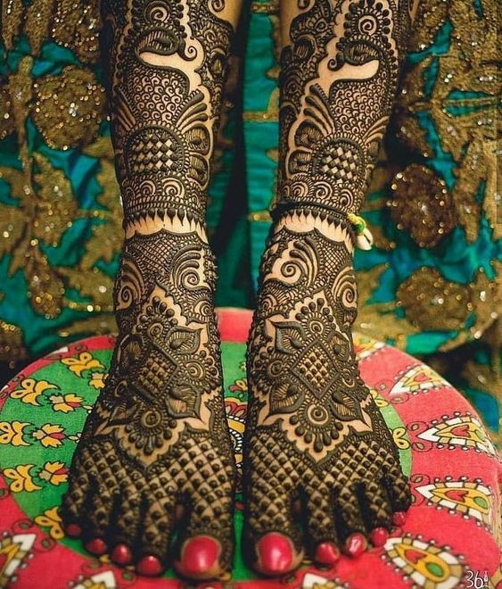 65 Best Mehndi Designs 2019 Simple, Hands, Feet \u0026 Finger