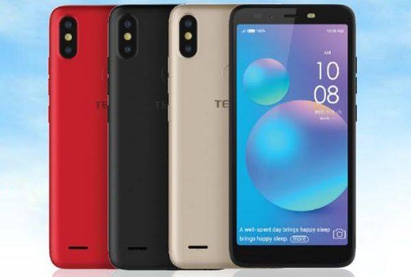 Tecno's First Budget Phone Camon i SKY2