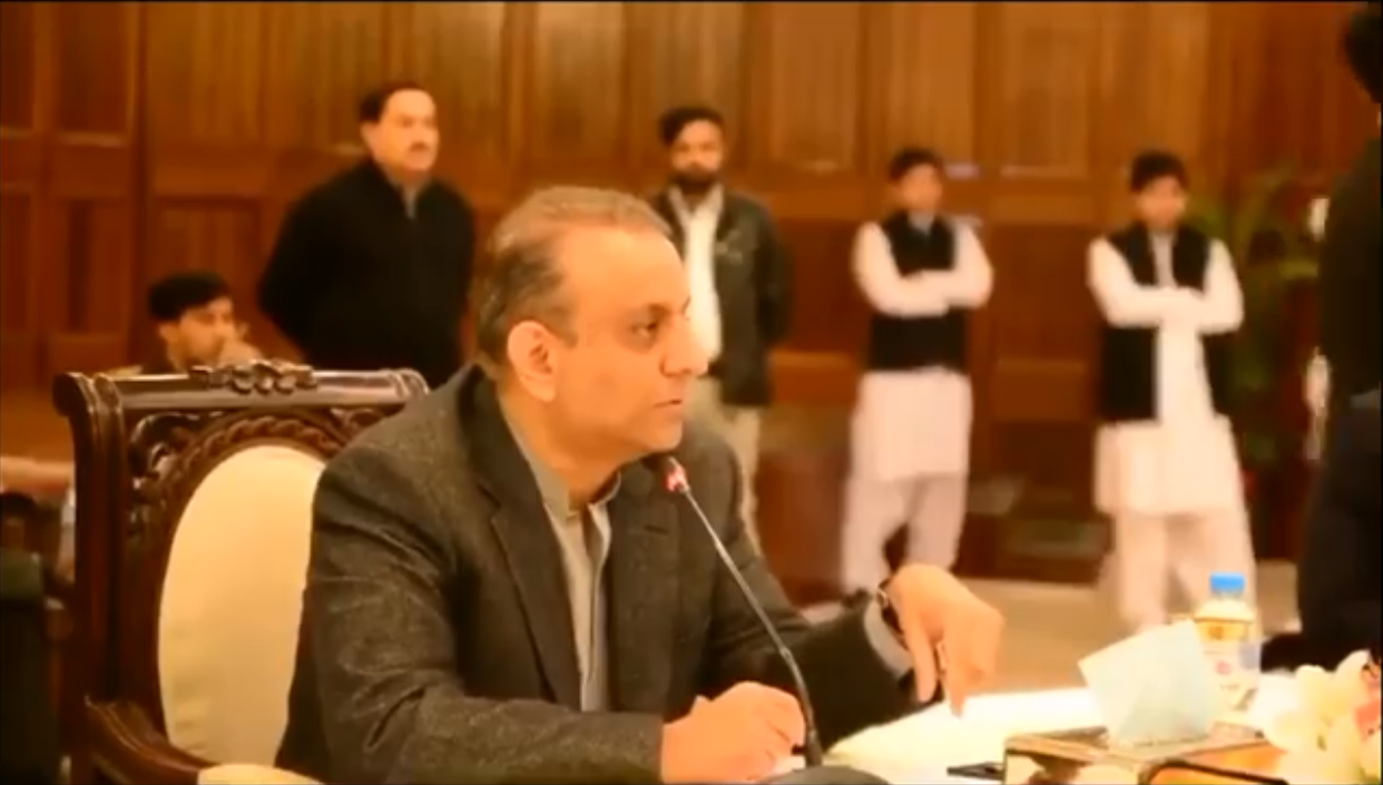 Punjab Minster Slams the Authorities Over Lahore City Cleanliness
