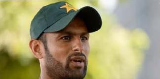Captain Shoaib Malik