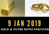 Today's Gold Rates in Pakistan – 9 January 2019 with latest updates
