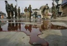Freedom Fighters killed 18 Indian soldiers in Pulwama