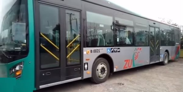 Rapid Transit Buses for Peshawar