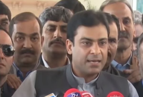 Hamza Shahbaz is granted extension to stay in London