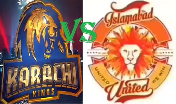 Islamabad United VS Karachi Kings Match No 32 PSL 2019