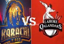 Karachi Kings Take on Lahore Qalandars 16-02-2019