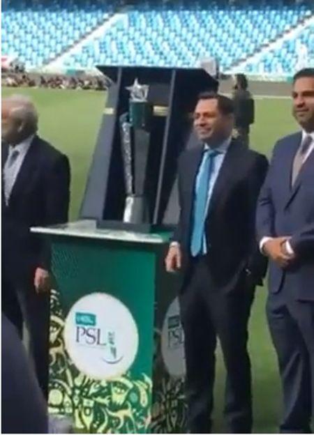 PCB Organizes PSL 2019 Trophy Ceremony