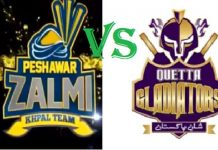Peshawar VS Quetta Final PSL 4 2019