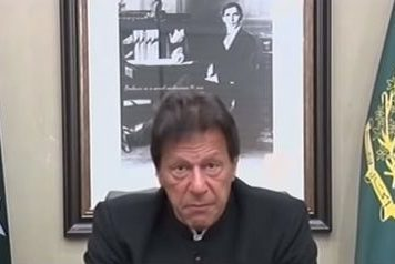 Imran Khan Addressing to the Nation