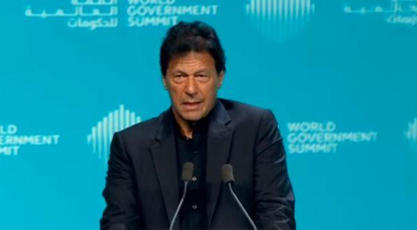 PM Imran Khan inaugurating Thal Express and Tracking System