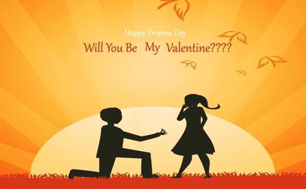 Valentine's Week Propose Day