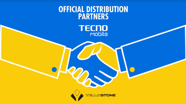 Tecno Mobile Company's Collaboration with Yellostone Distributors