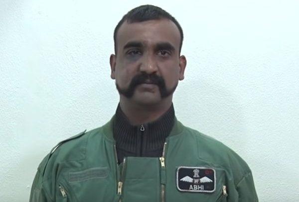 Indian Pilot Abhi Nandan