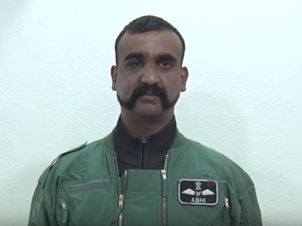Indian Pilot Abhi Nandan