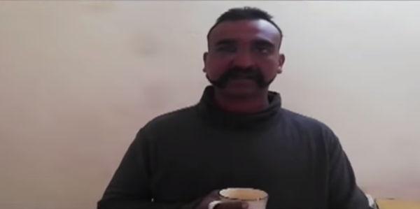 Captured Indian Pilot Taken to Wagah Border