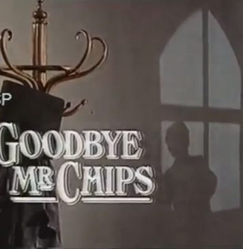 Good By Mr. Chips by James Hilton